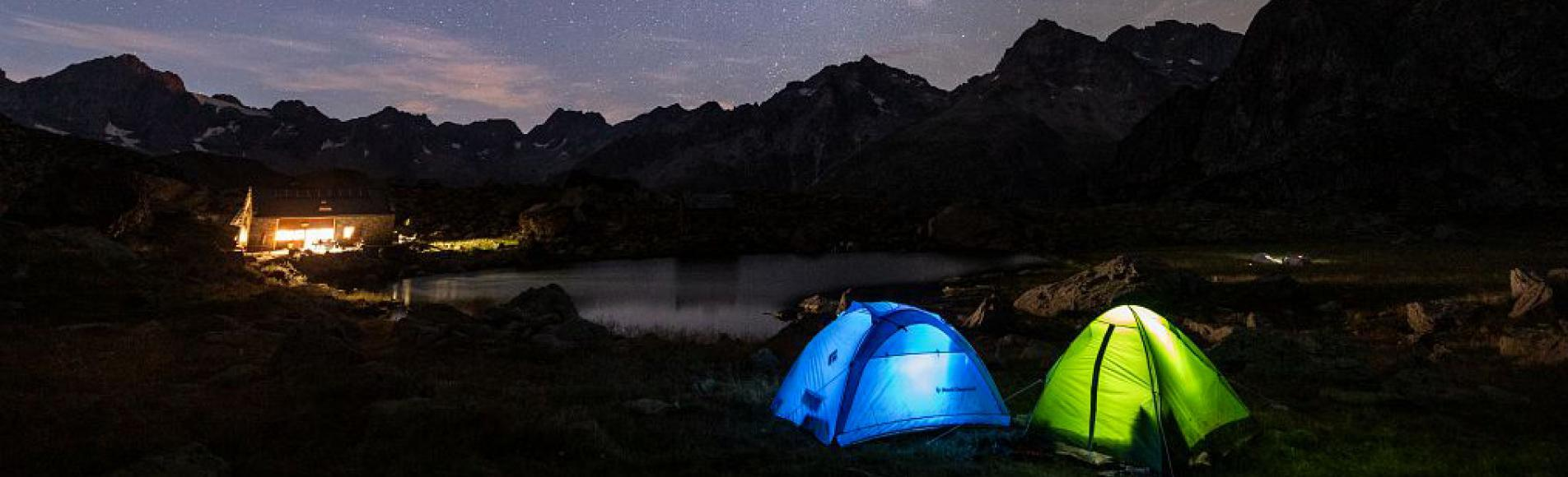 Bivouac - Vallonpierre - photo T.Blais - Parc national des Ecrins