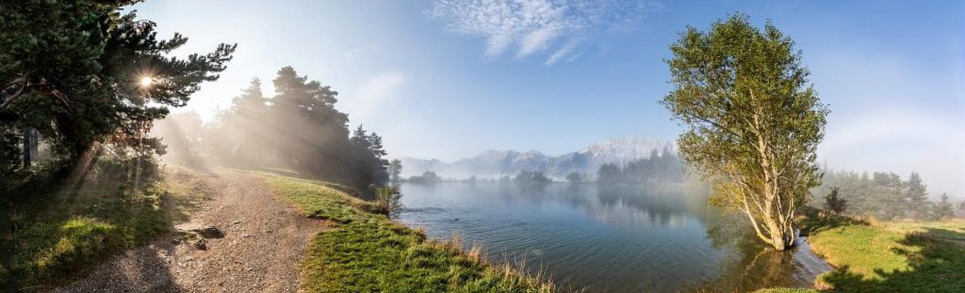 Lac de Roaffan - © T. Blais - PNE