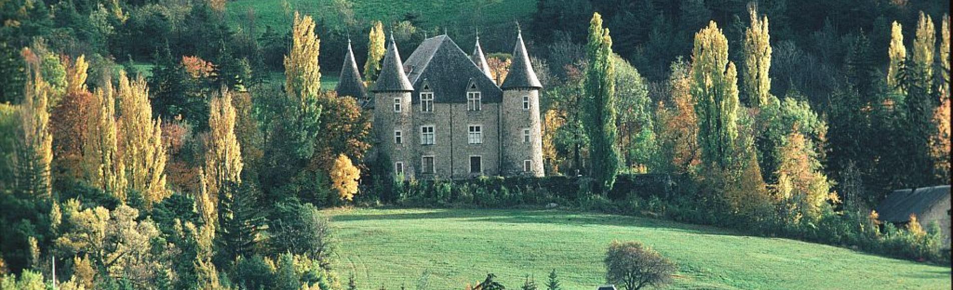 Le château de Picontal à Crots © Christian Couloumy - Parc national des Ecrins