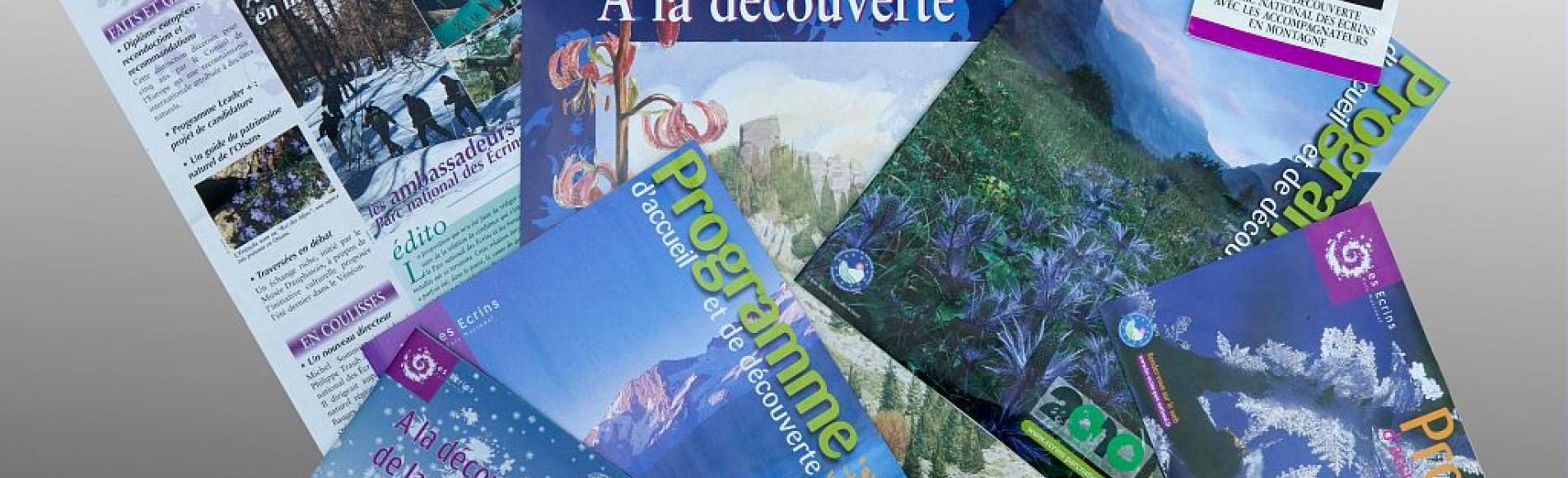 Publications du Parc national des Ecrins ©Saulay Pascal - Parc national des Ecrins