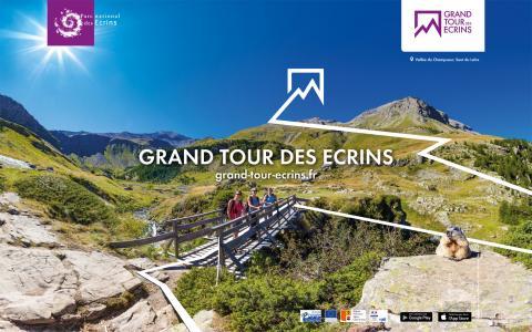 Visuel Grand tour des Ecrins