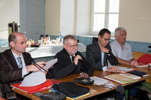 Conseil d'administration 17 février 2017 - © Pascal Saulay - Parc national des Ecrins