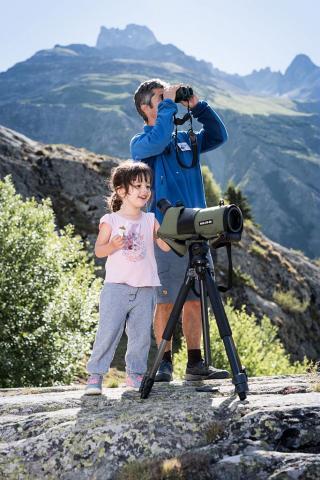 randonnée Esprit parc national - © C.Ayesta - Parc national des Écrins