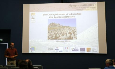Bilan MAEC - Alpages - vallouise -21-10-17 © C.Coursier - Parc national des Écrins