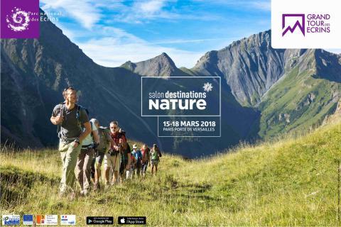 Itinérance dans les Ecrins © Pascal Saulay -  Parc national des Ecrins