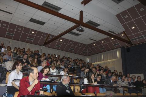 colloque Alpages sentinelles - bilan POIA - gap - 5 avril 2018 - Parc national des Écrins