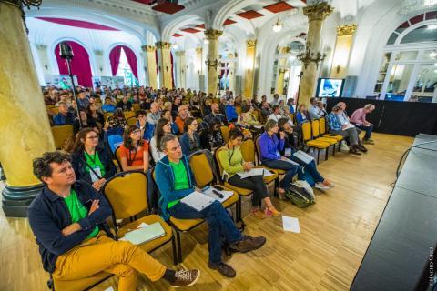 Conférence SSC 2018 Chamonix © Nacho Grez