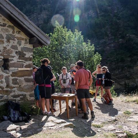 Mireille Coulon - Parc national des Ecrins