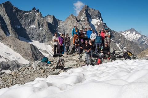 rencontre interuniversitaire au sommet - photo Renaud Jaunatre -IRSTEA