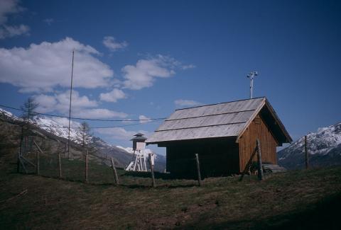 station MERA du Casset - © Parc national des Ecrins