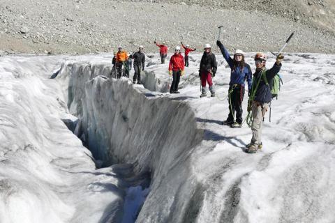 Comprendre le changement climatique : pédagogie en altitude !