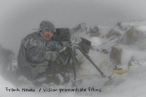 """Frank Neveu, réalisateur du film """"Une vie de lièvre variable"""" - vision primordiale"""