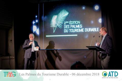 Palmes du tourisme durable 2018