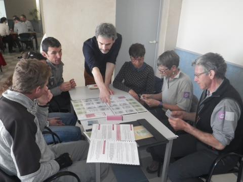 Journée d'information Vigie-Nature-Ecole - C. Calvet, PNE