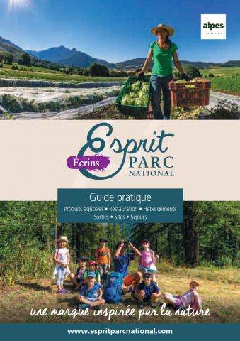 Guide pratique de la marque Esprit parc national - 2019