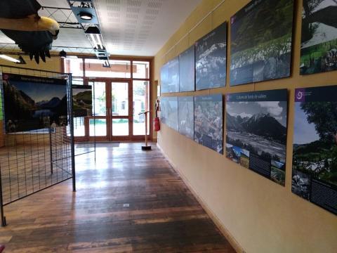 Empreintes paysagères, maison du Parc de Châteauroux-les-Alpes -  Marine Metzinger, PNE