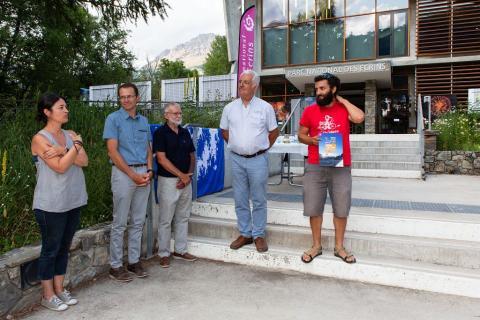 Mobilidées - lauréats du concours Cclimatt - 2019- © T.Maillet - Parc national des Ecrins