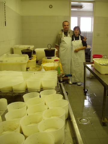 """Ferme des Ecrins, éleveur de chèvres et producteurs de fromages """"Esprit parc national"""" à La Batie des Vigneaux"""