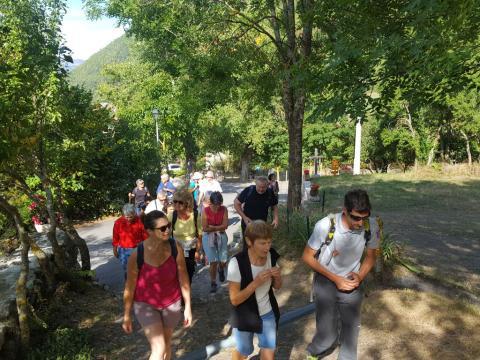 Journée du patrimoine 2019 - Aspres-lès-Corps
