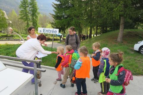 Ecrins de nature en Vallouise, 2019- journée scolaires