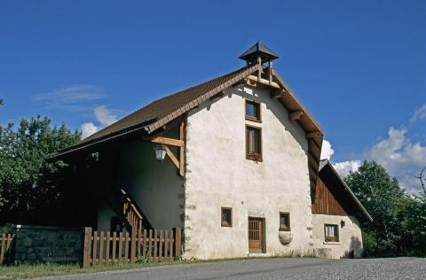 La chapelle du Villard, Puy Saint-Eusèbe ©Mireille Coulon - Parc national des Ecrins