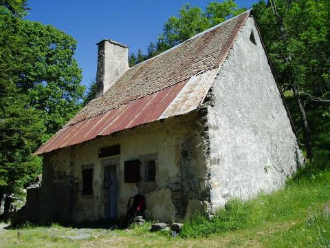 La maison forestière de Londonnière © Jean-Philippe Telmon - Parc national des Ecrins