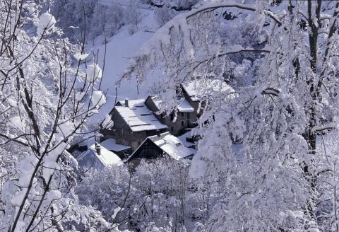 Villaret - commune d'Ornon © Denis Fiat - Parc national des Ecrins