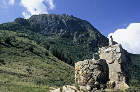 La Faurie - Le Sapey - Pied Moutet ©Pascal Saulay - Parc national des Ecrins