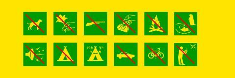 La réglementation du coeur du Parc national des Ecrins