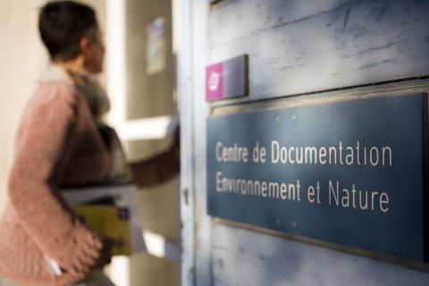 Centre de documentation © Pascal Saulay - Parc national des Ecrins