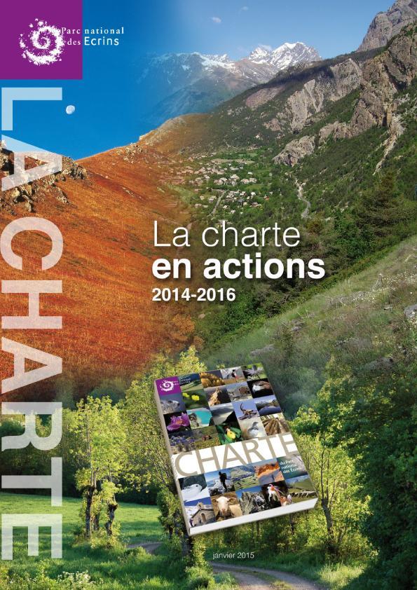 Document synthétique - Charte en actions 2014-2016