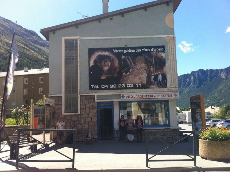 Bureau d 39 information touristique de l 39 argenti re la bess e parc national des ecrins - Office tourisme argentiere ...