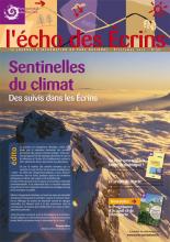 Echo des Ecrins, le journal du Parc national - Dossier Sentinelles du climat