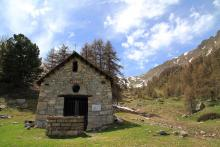 Chapelle des Séyeres - © Steeve Peyron - LPO Embrun