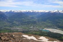 Poste Mont Guillaume -biodiversité à tous les étages - © Steeve Peyron - LPO Embrun