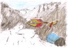 Portrait d'un glacier - projet fillm animation - Christophe Galleron