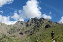 (c) Thierry Maillet - Parc national des Ecrins