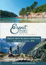Lancement du Catalogue national séjours Esprit parc national