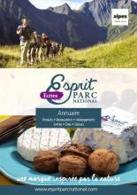 Annuaire 2018 des produits Esprit parc national dans les Ecrins