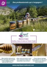 Miellerie Challet - Esprit Parc national - Ecrins 2019