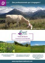 Ferme du Sauron - Esprit Parc national - Ecrins 2019