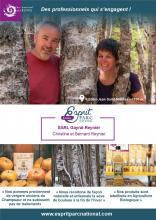 Etablissement Gayral  - Esprit Parc national - Ecrins 2019