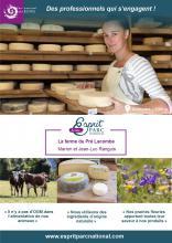 Ferme Pré Lacombe - Esprit Parc national - Ecrins 2019