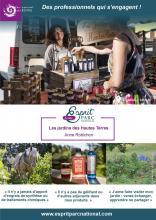 Jardins des Hautes terres  - Esprit Parc national - Ecrins 2019