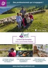 Ferme des Sonnailles  - Esprit Parc national - Ecrins 2019