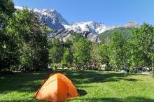 Camping de la Meije © B. BOONE
