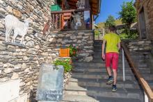 Maison des alpages - © Thierry Maillet - Parc national des Écrins