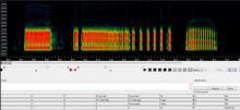 vocalise lago - enregistrement numérique - © Parc national des Écrins