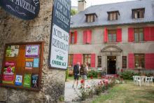 Hotel château de la Muzelle - Photo Rondeau Emmanuel - Parc national des Ecrins