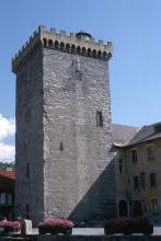 La tour Brune - Embrun © Jean-Philippe Tavaud  - Parc national des Ecrins